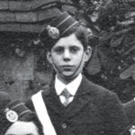 Young-Albert-pictured-in-his-Lads-Brigade-uniform