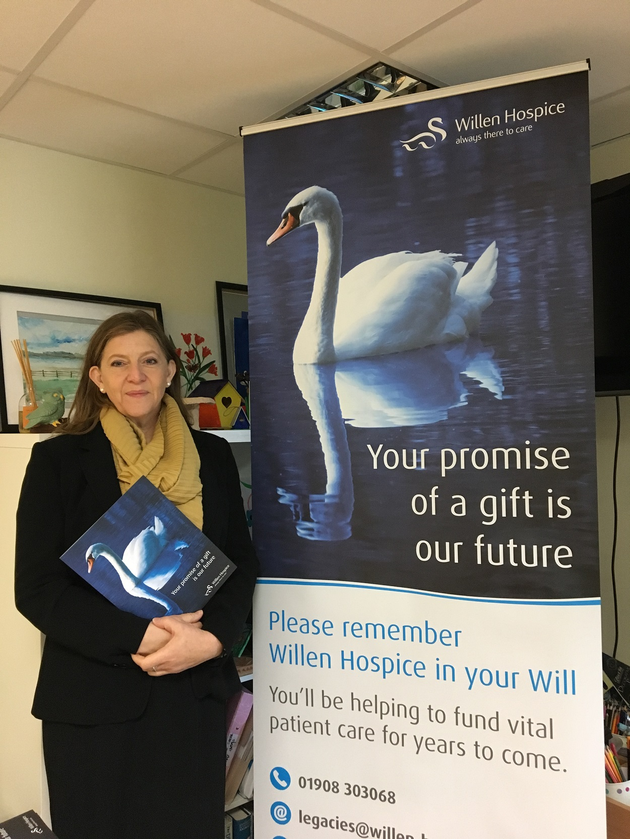 Make a Will and help support Willen Hospice - MK Pulse