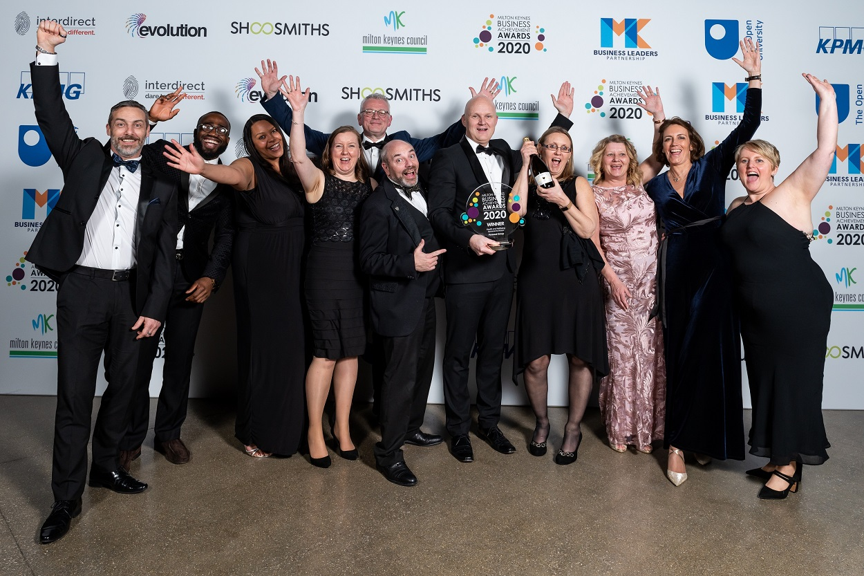 Entries are now open for the MK Business Achievement Awards 2022